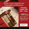 8/18/18 - Aging Room Cigars